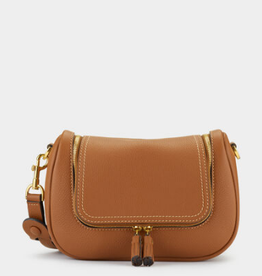 ANYA HINDMARCH Vere Small Soft Satchel - Cedar