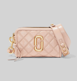 MARC JACOBS The Quilted Softshot 21 - Nude