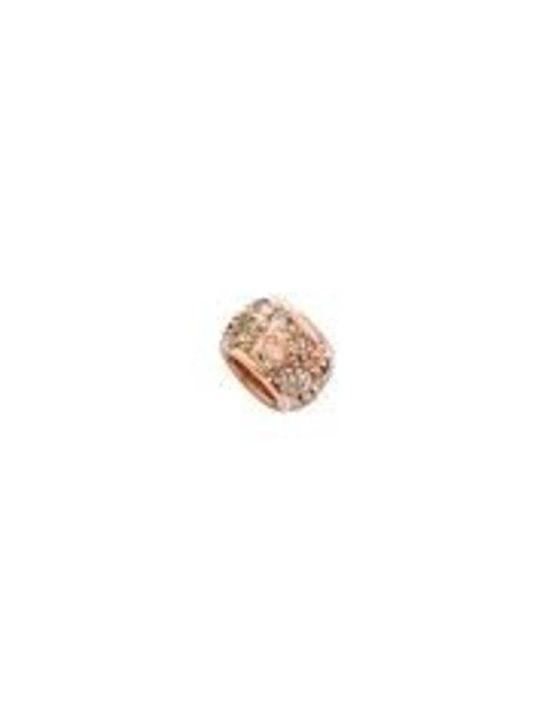 DODO Brown Diamond Ringlet Component