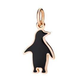 DODO Penguin Black Enamel Charm