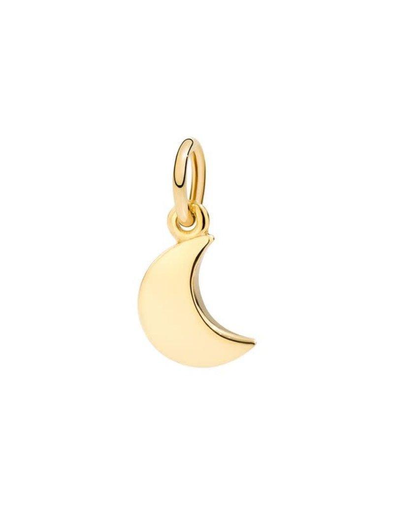 DODO Small Moon Charm