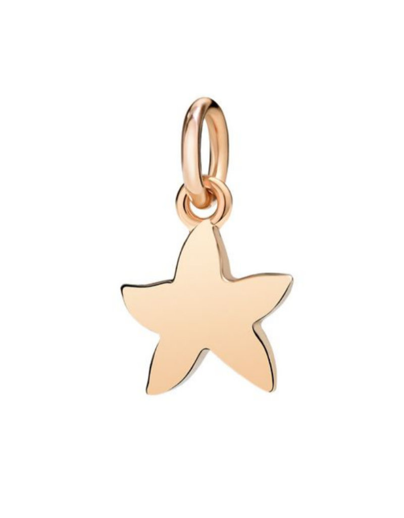 DODO Rose Gold Starfish Charm