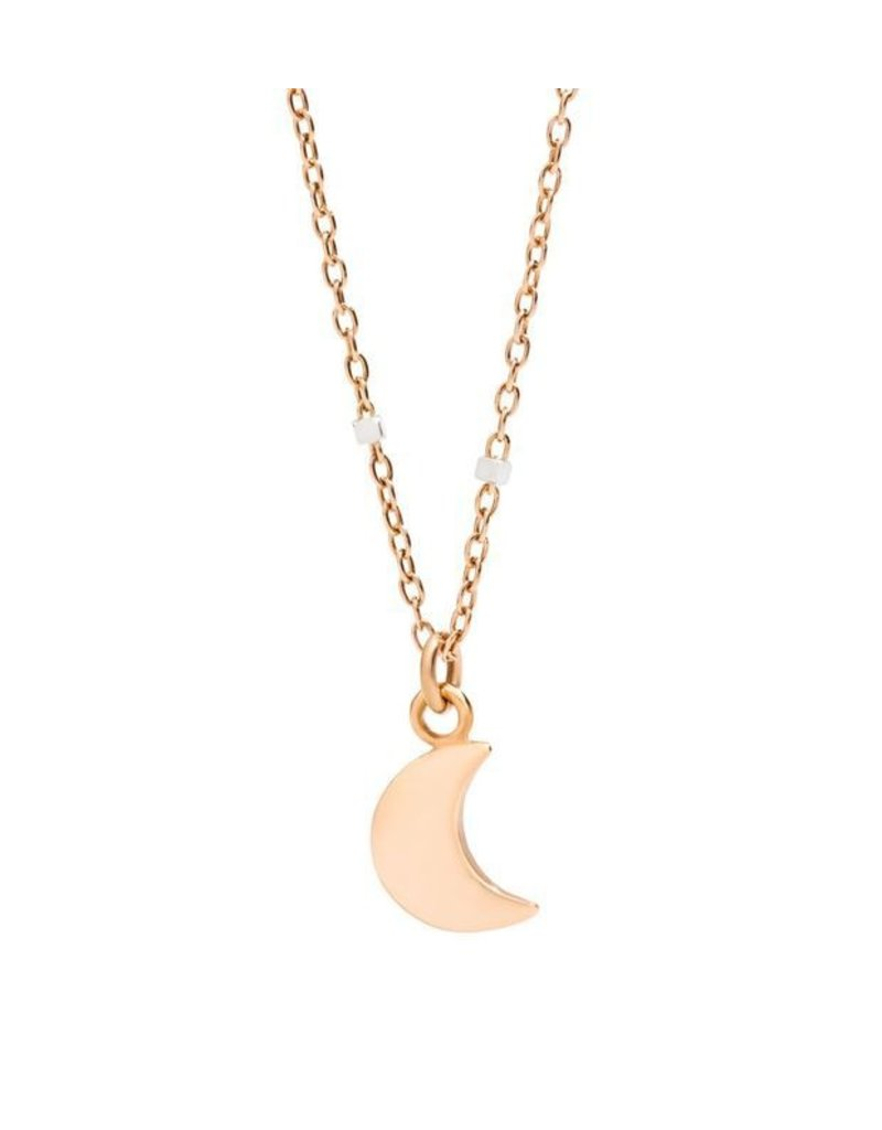DODO Mini Moon Necklace