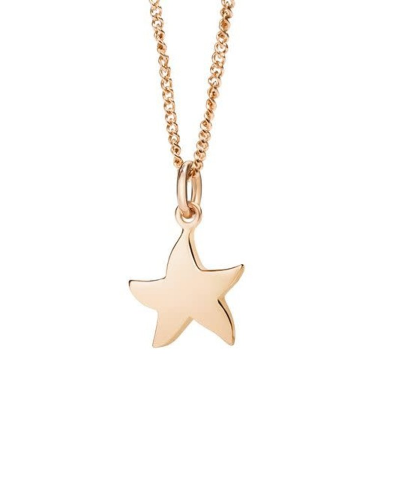 DODO Mini Starfish Necklace