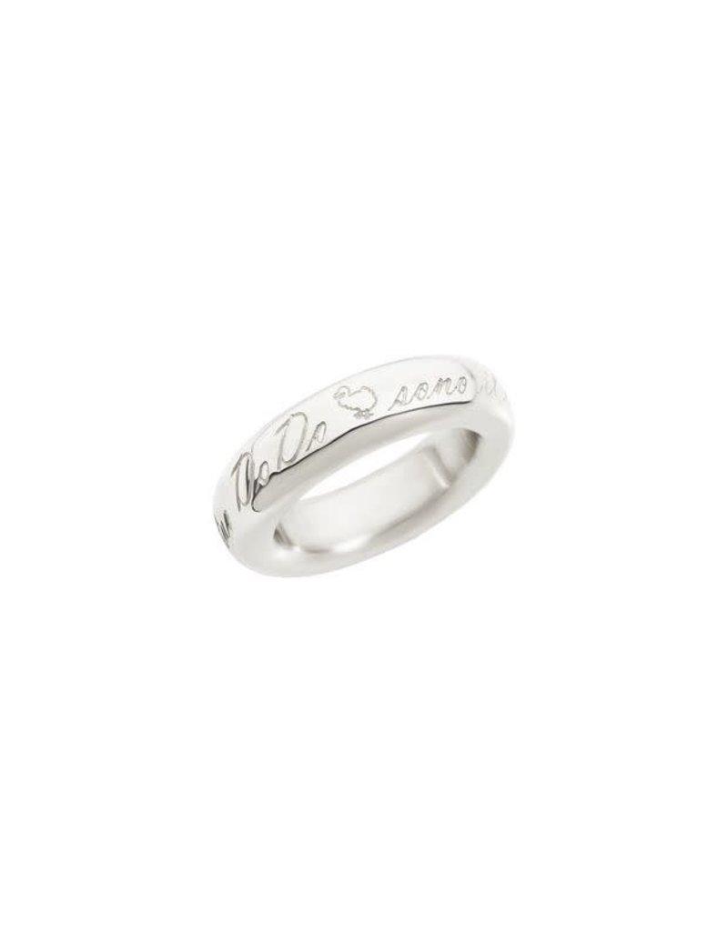 DODO Silver Band Ring