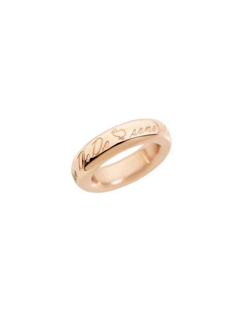 DODO Rose Gold Band Ring