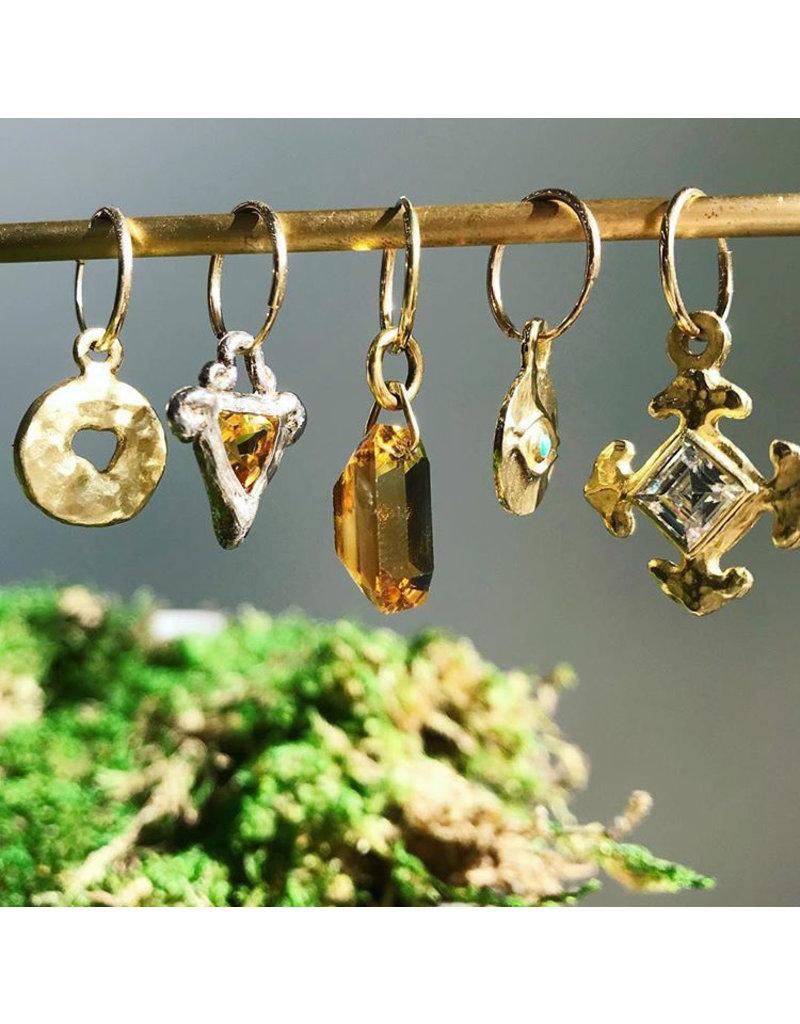BREVARD 18K Old Money Earrings