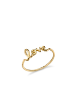 SYDNEY EVAN Small Pure Love Ring - Size 6