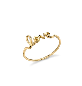 SYDNEY EVAN Small Pure Love Ring - Size 5