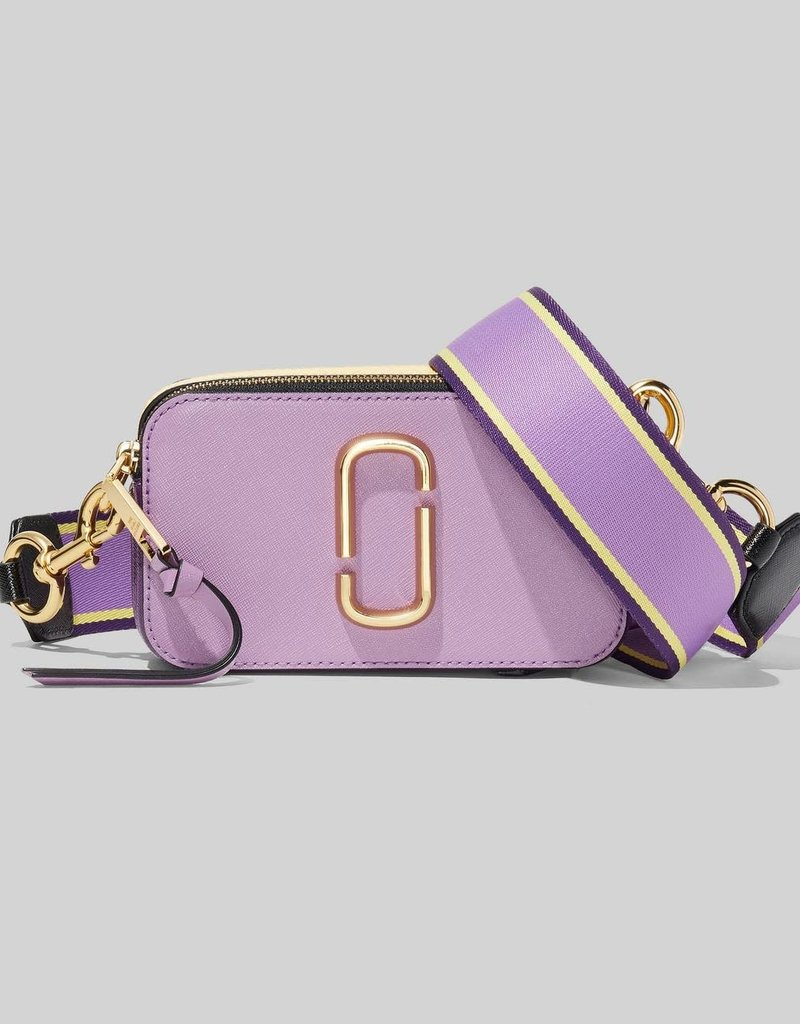 MARC JACOBS Snapshot - Purple and Gold Multi