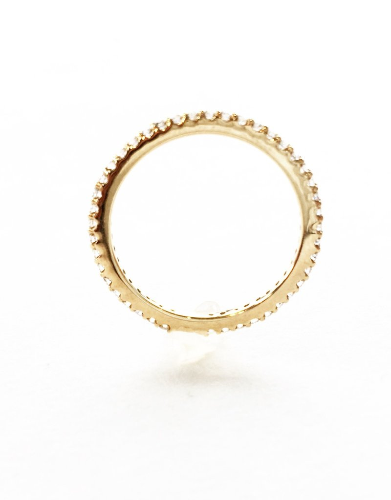 302 COLLECTION Diamond Stackable Ring