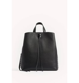 REBECCA MINKOFF Darren Medium Backpack - Black
