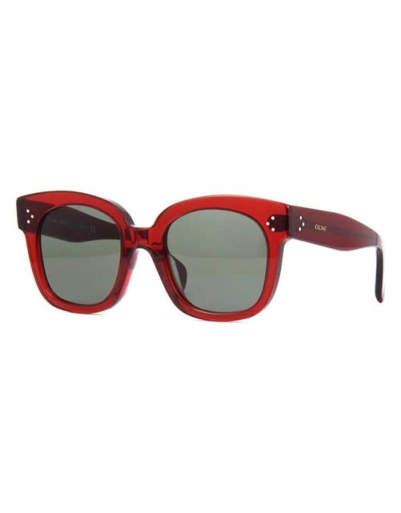CELINE 4002UN New Audrey - Red Translucent Frame