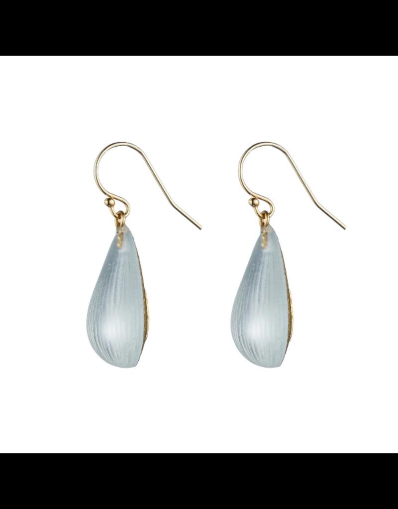 ALEXIS BITTAR Dewdrop Earring - Silver