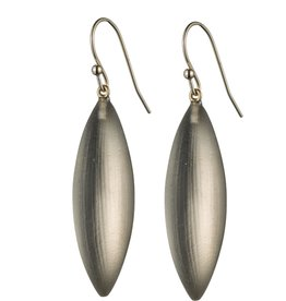 ALEXIS BITTAR Sliver Earring - Warm Grey