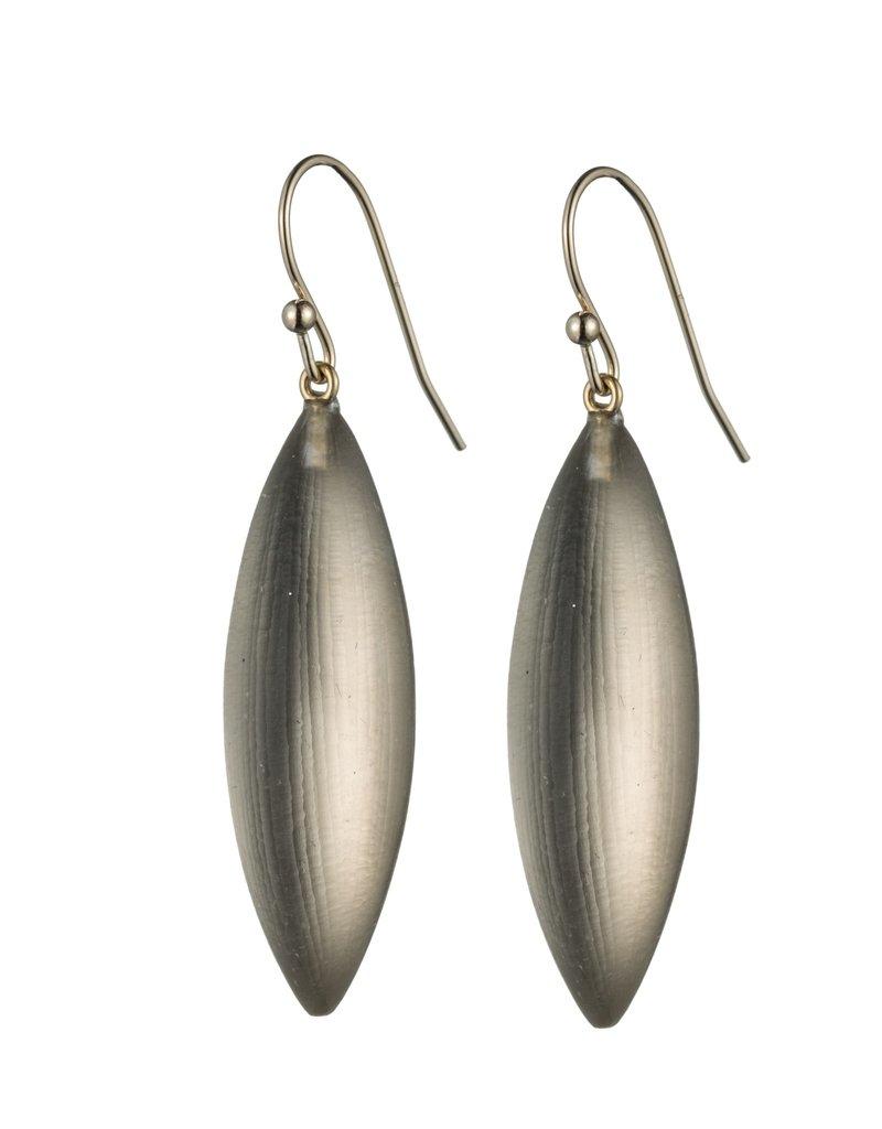 ALEXIS BITTAR Sliver Earring - Warm Grey