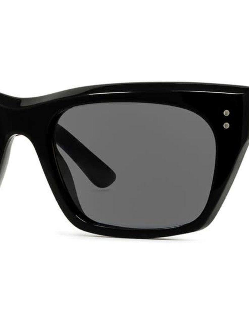 CELINE 4006 Small Rectangle - Black Polarized