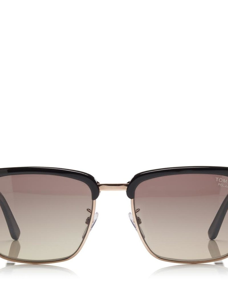 TOM FORD River - Black (Polarized)