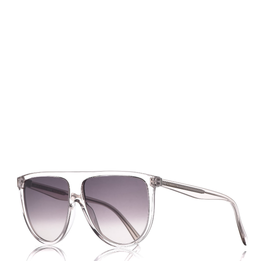 CELINE 4006I Thin Flat Top Shield - Shadow