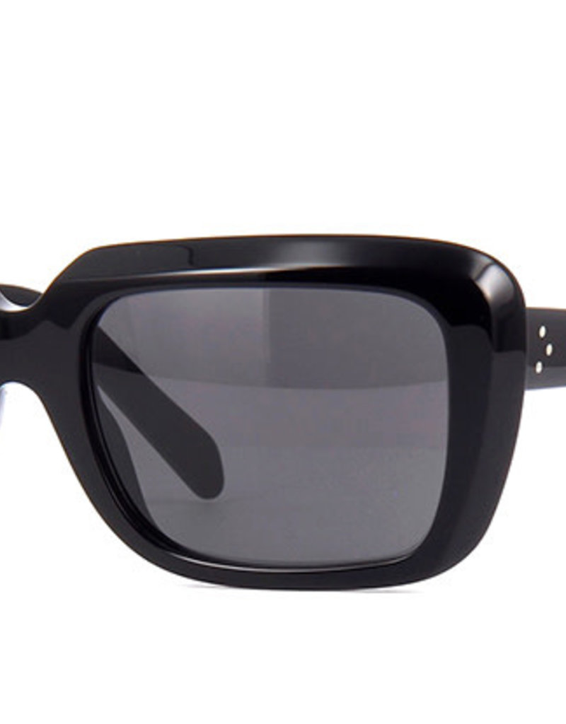 CELINE 40091 Wide Rectangle - Black