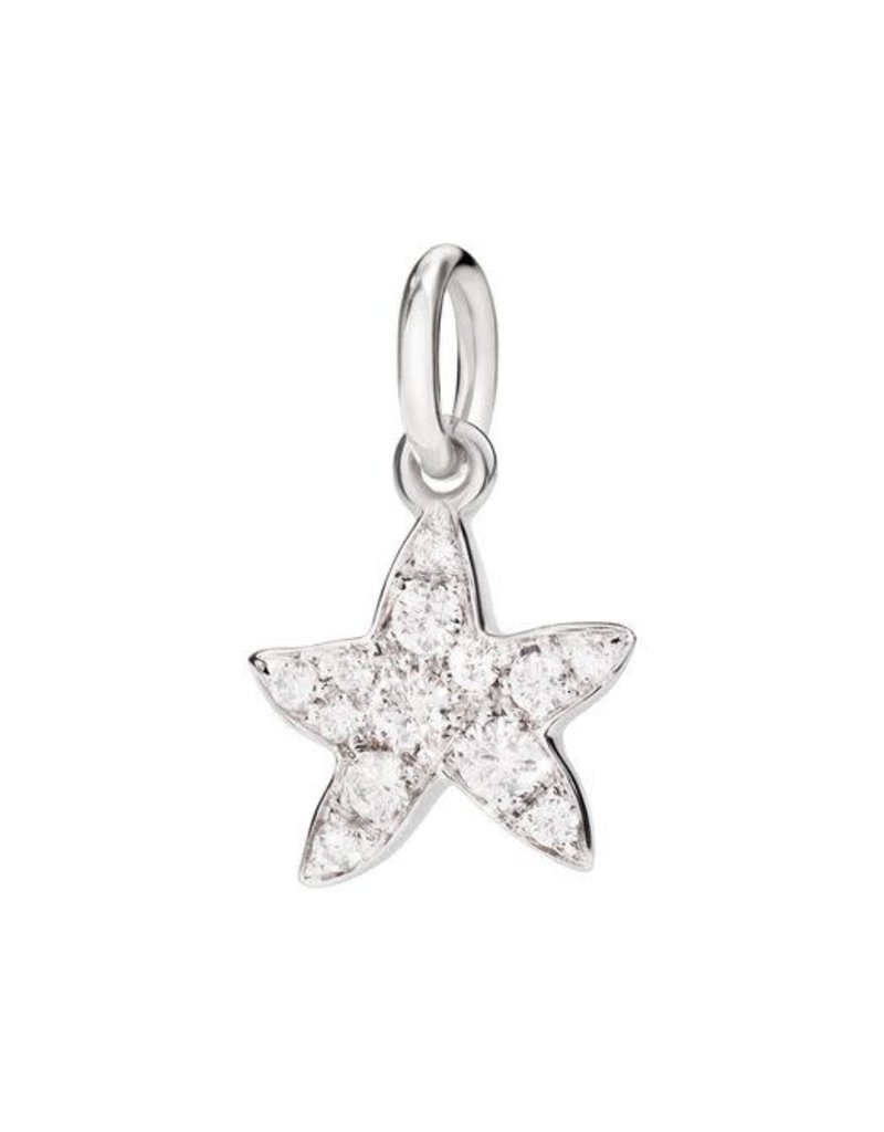 DODO Diamond Starfish Charm