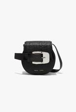 PROENZA SCHOULER Buckle Mini Crossbody - Black