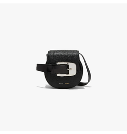 PROENZA SCHOULER Buckle Mini Crossbody - Black