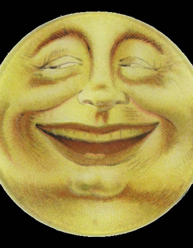 JOHN DERIAN Full Moon Round Plate