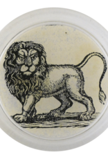 JOHN DERIAN Iconic - Lion Coaster