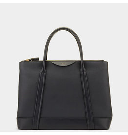 ANYA HINDMARCH Ebury Zipped Tote - Black