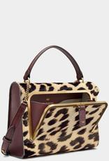 ANYA HINDMARCH Small Postbox Bag - Leopard Calf