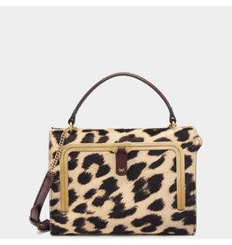 ANYA HINDMARCH Postbox Bag - Leopard Calf