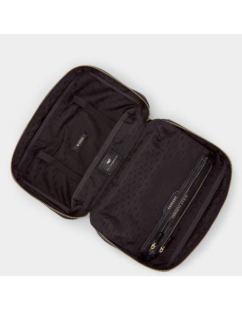 ANYA HINDMARCH Baby Emergency Kit Black Nylon