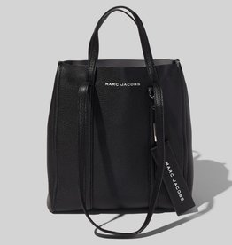 "MARC JACOBS The Tag Tote 27"" - Black"