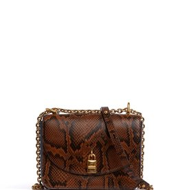 REBECCA MINKOFF Love Too Crossbody - Equestrian Snake