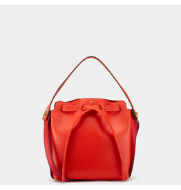 ANYA HINDMARCH Shoelace Drawstring Small - Red