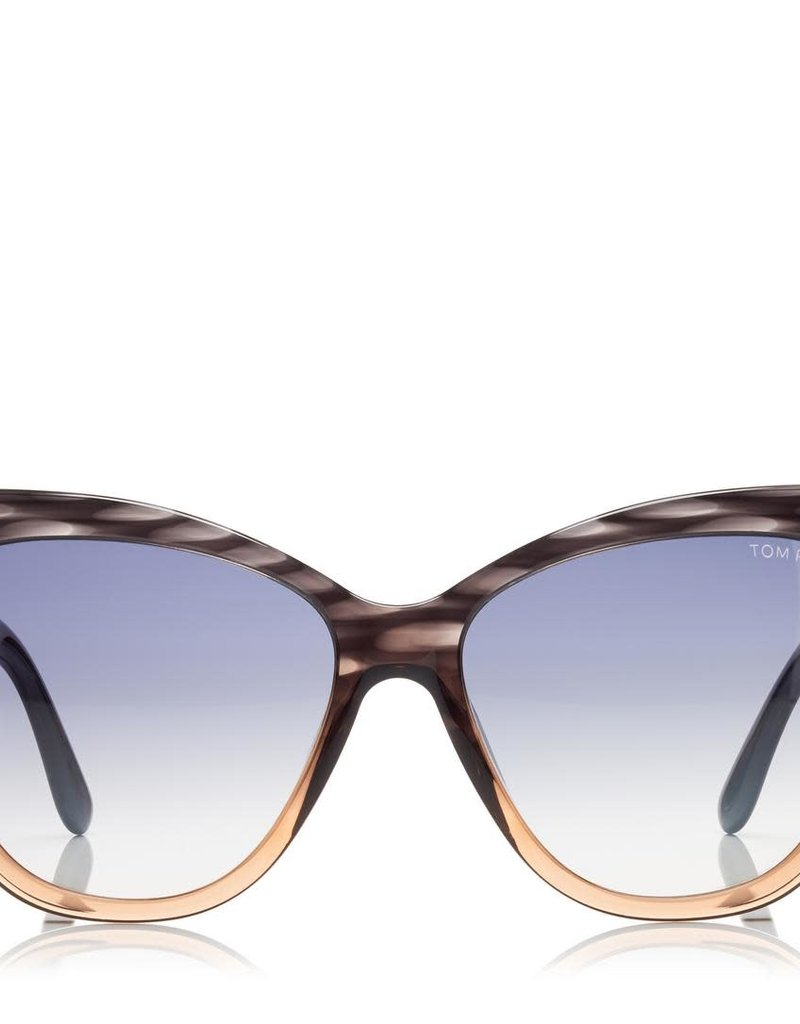 TOM FORD Anoushka - Grey/Peach