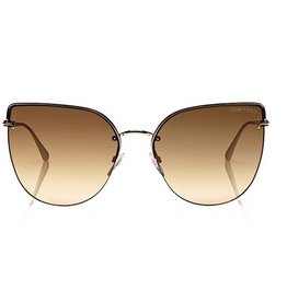 TOM FORD Ingrid - Brown Rose Gold