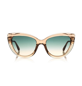 TOM FORD Anya - Pink with Green Lens
