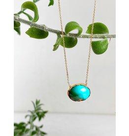 SHANNON JOHNSON Royston Turquoise Necklace