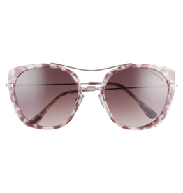 TOM FORD Joey Cateye - Lilac Havana