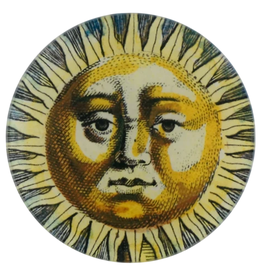 JOHN DERIAN Sun Fountain Face