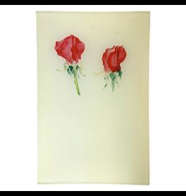 JOHN DERIAN 2 Rose Buds