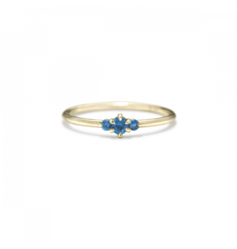ILA Hanley Blue Sapphire Ring