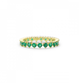 ILA Geren Emerald Ring