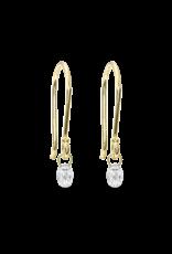 ILA Meteor Shower Diamond Earrings