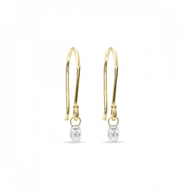 ILA Meteor Shower Diamond Earrings