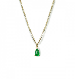 ILA Tellifer Emerald Necklace