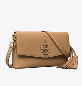TORY BURCH Mcgraw Crossbody - Tiramisu