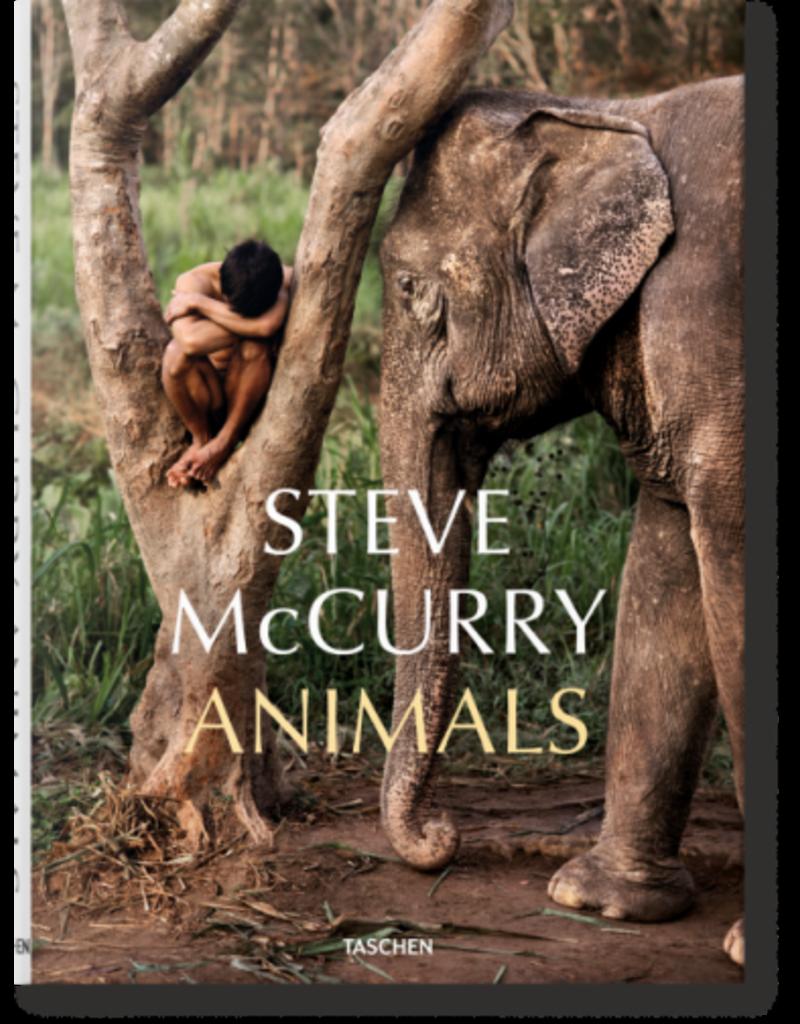 TASCHEN Steve McCurry Animals